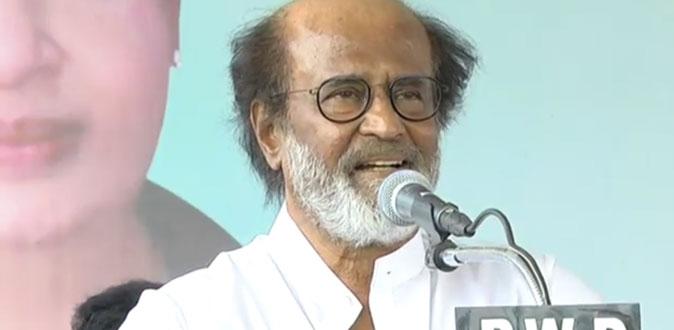Rajinikanth speaks about Kamal Enter in Politics