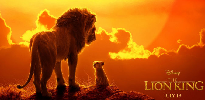 The Lion King Tamil Trailer