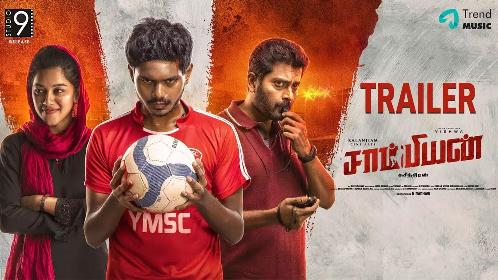 Champion Tamil Movie Trailer