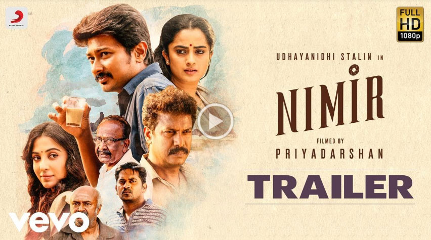 Nimir Movie Trailer