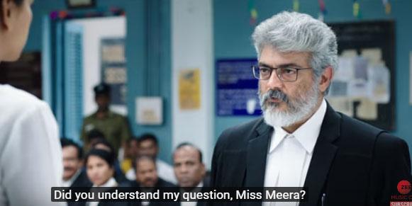 Nerkonda Paarvai Movie Official Trailer