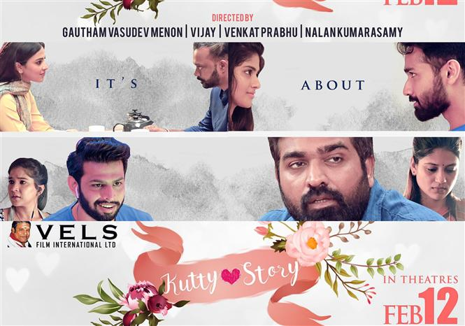 Kutty Story Movie Official Trailer