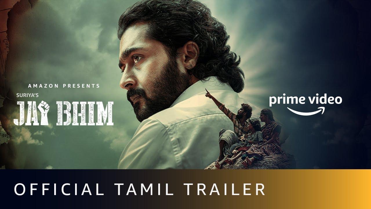Jai Bhim Movie Official Trailer